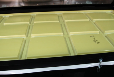 Laminate Yellow Film